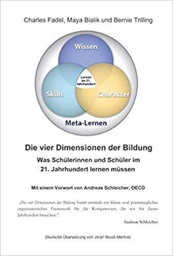 Buch: Meta Lernen - Die vier Dimensionen der Bildung