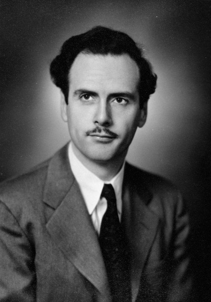 Portrait Marshall McLuhan