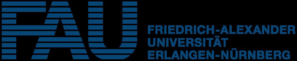 Logo Friedrich Alexander Universität Erlangen