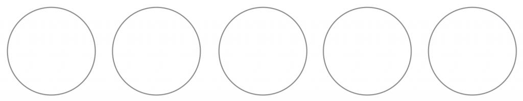 5 Kreise