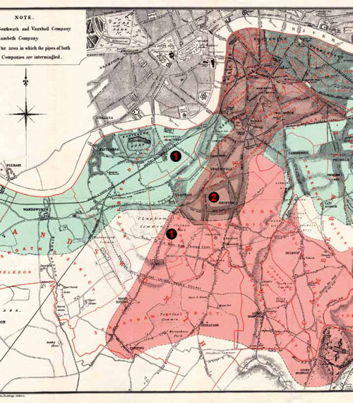 Karte: Das große Experiment