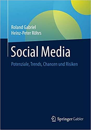 "Buchcover: ""Social Media"""