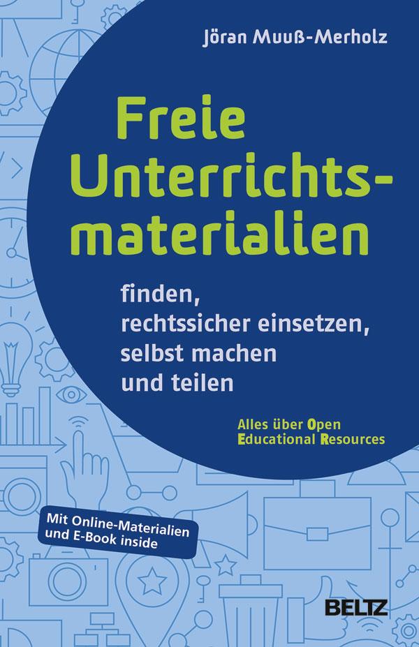 """Buchcover """"Freie Unterrichtsmaterialien"""""""