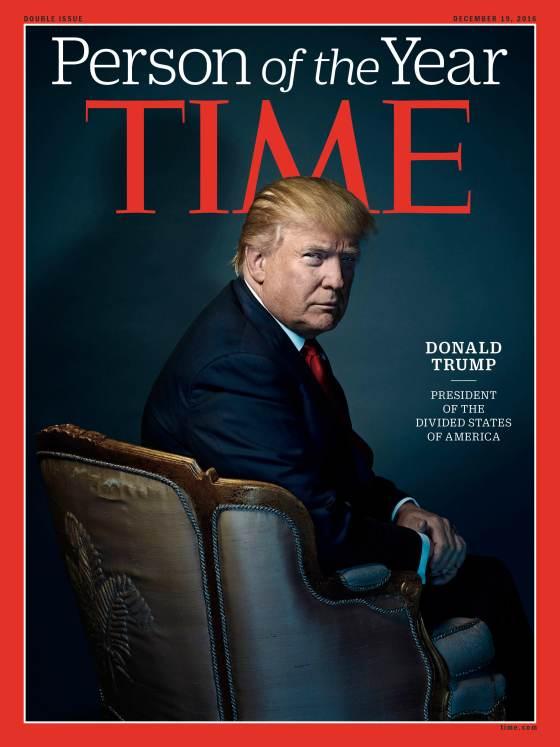 Time Magazin Cover Donald Trump